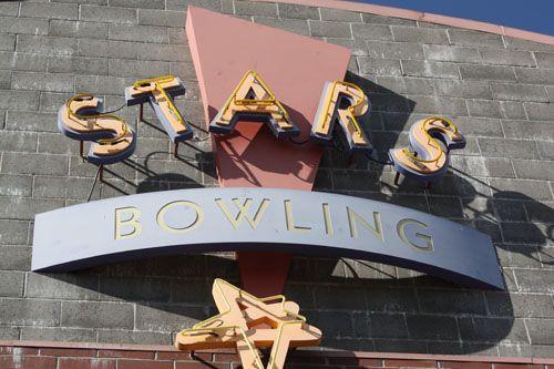 stars bowling
