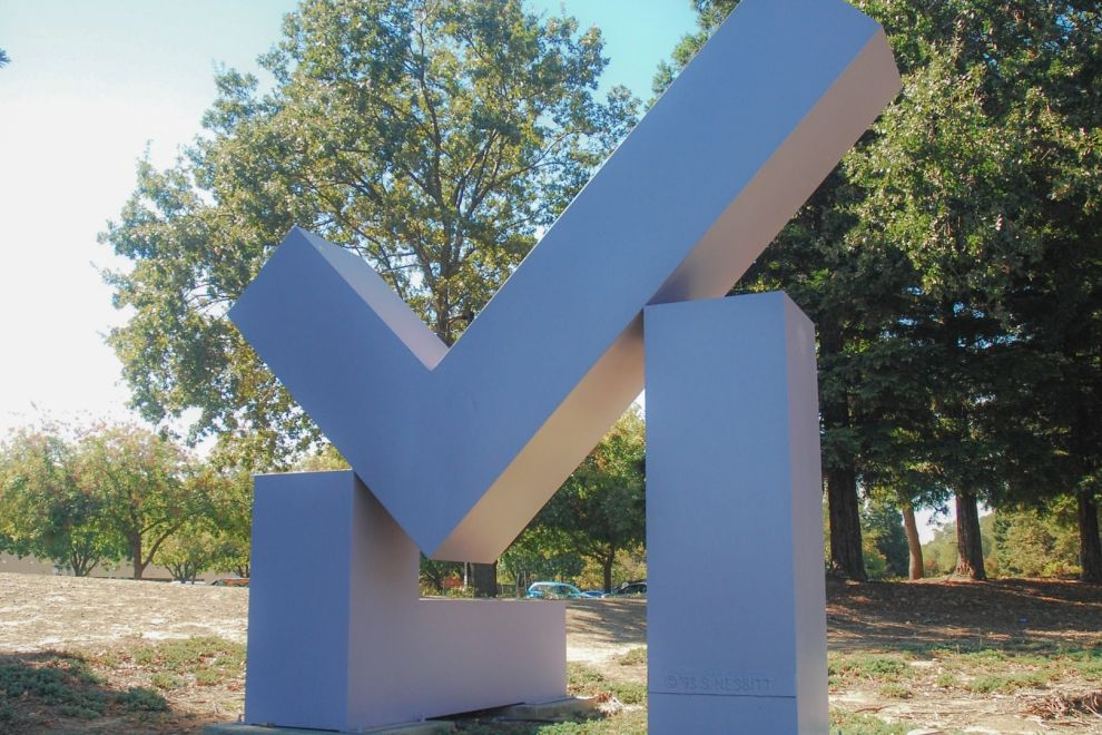 Sculpture in Vacaville