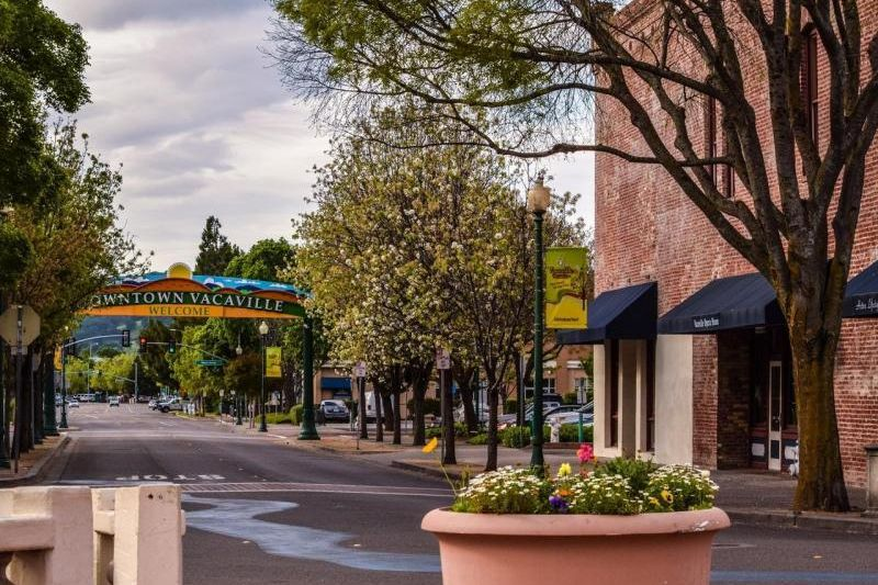 Downtown Vacaville